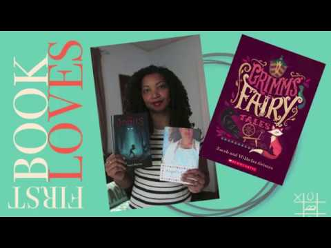 First Book Loves with Tracey Baptiste