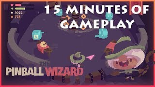 Apple Arcade :: The Pinball Wizard 15 Minutes of Gameplay on iOS