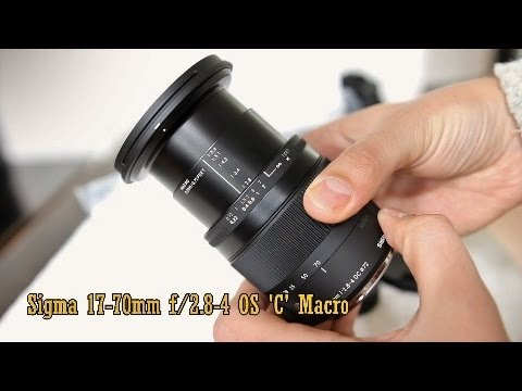 Sigma 17-70mm f/2.8-4 OS Macro 'C' lens review (with samples)