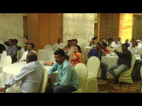 Jaggery Technology Seminar in Pune Glimpses
