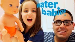 WATER BABIES BATHTIME FUN!