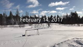 2017-02-13 Nor'Easter in Maine