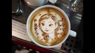 coffee&LatteArt集 2014