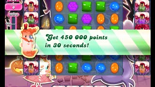 Candy Crush Saga Level 625 walkthrough