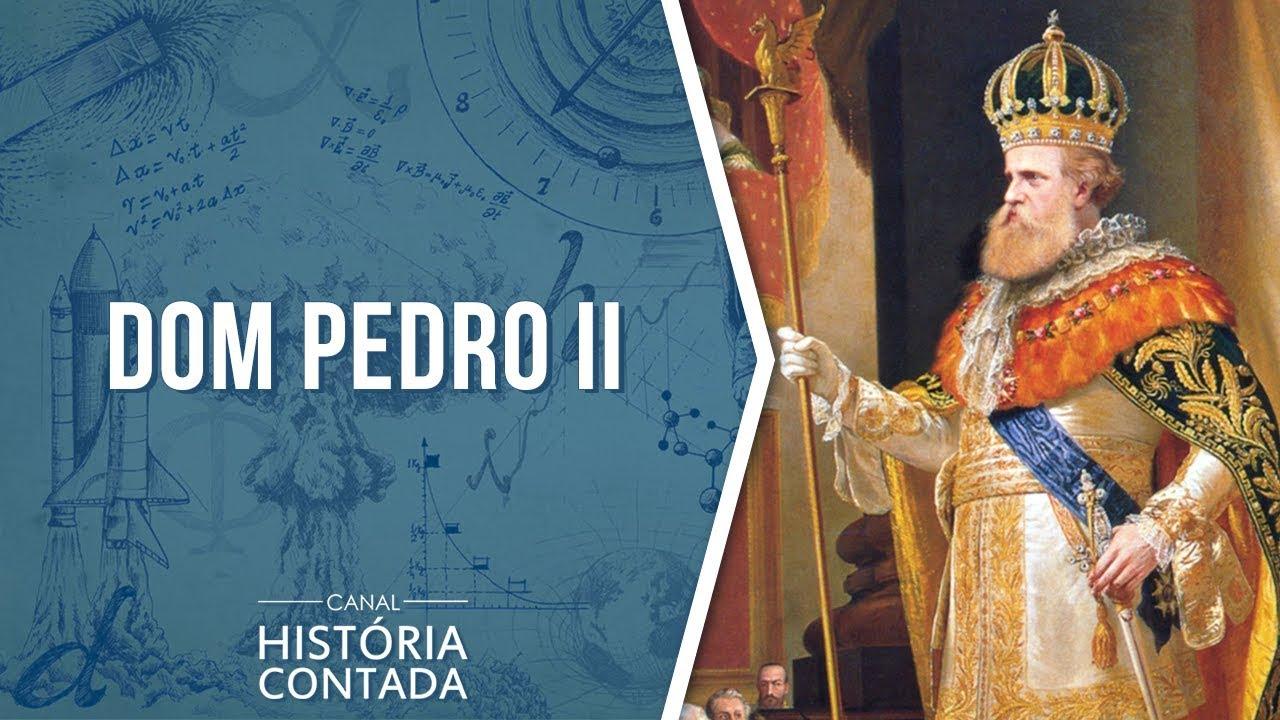 A Admirável História De Dom Pedro II