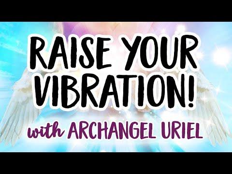 Archangel Uriel Meditation - Raising Your Vibration! ✨✨✨