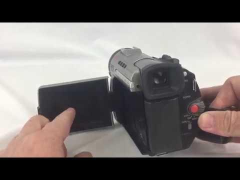 Panasonic PV-DV400D MiniDV Camcorder