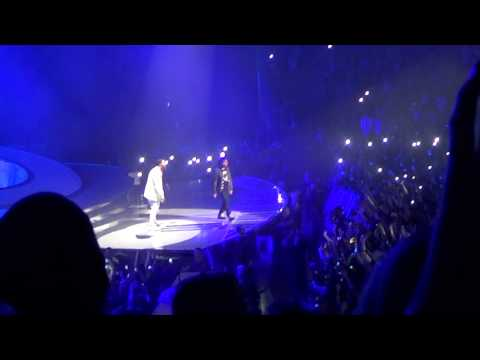 [HD] Drake ft. The Weeknd - (Intro) Tuscan Leather , Headlines, Crew Love [Berlin Live 27.02.2014]