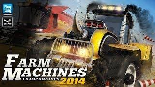 Farm Machines Championships 2014 , #18 Dreschen 1/2