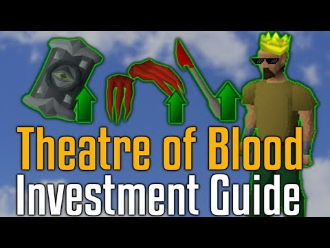 How to invest for Theatre of Blood - Make BANK! - OSRS Raids 2 Flipping / Investment Guide