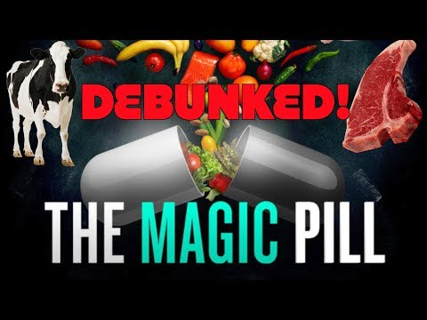 """The Magic Pill"" Keto Movie Factually Debunked By A Vegan"