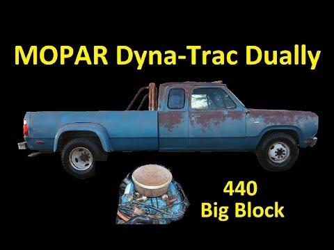 DODGE 300 CLUB CAB DUALLY FOR SALE ~ PATINA ORIG CLASSIC 1 TON