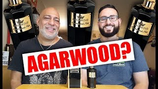 Amouroud Agarwood Noir Fragrance / Cologne Review