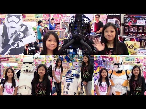 Star Wars: The Force Awakens At Toys R Us - Kids' Toys