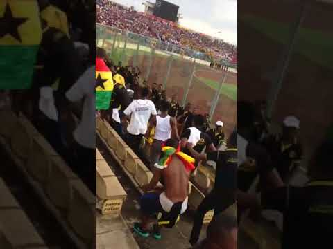 Katanga Storms Baba Yara Sports Stadium
