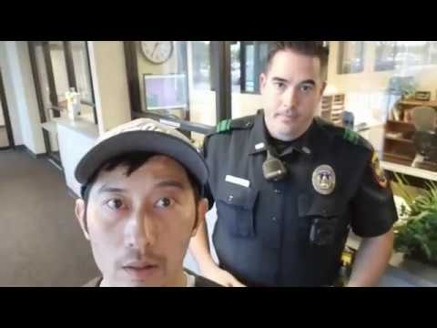 Cop Watchin 3 - Bao knows bluffs and bullies. (The turn around tactic)