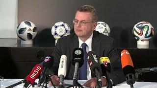 Scandalo corruzione, Grindel si dimette dalla Federcalcio tedesca