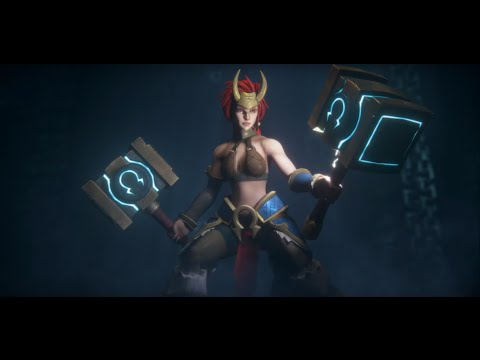 видео: battlerite beta обзор gameplay