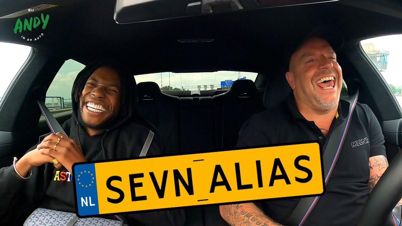 Sevn Alias –  – Bij Andy in de auto!