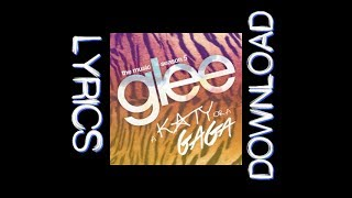 Glee Cast - Wide Awake (LYRICS+DOWNLOAD)
