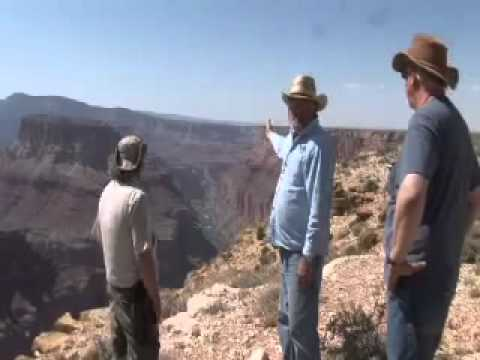 """Expedition to Sipapu-""""Grand Canyon's Lost City"""""""