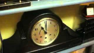 Repeat youtube video My clock collection 1 (6th of Jan 2012)