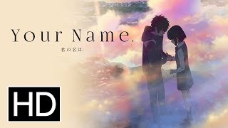 Your Name (Japanese) - Coming Soon Trailer