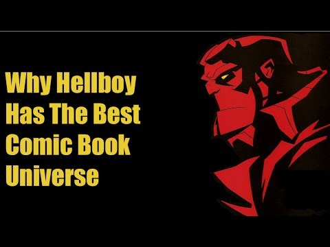 Why Hellboy Has The Best Comic Book Universe