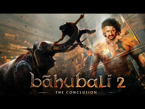 Baahubali 2 – The Conclusion - First Look - Prabhas, S.S.Rajamouli, Anushka Shetty - Review