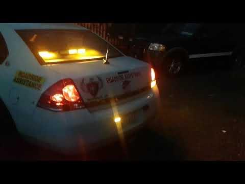 Roadside Assistance Emergency Lighting