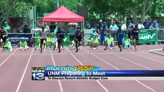 July 19 Morning Rush: UNM budget cut recommendation lists 4 sports programs be eliminated