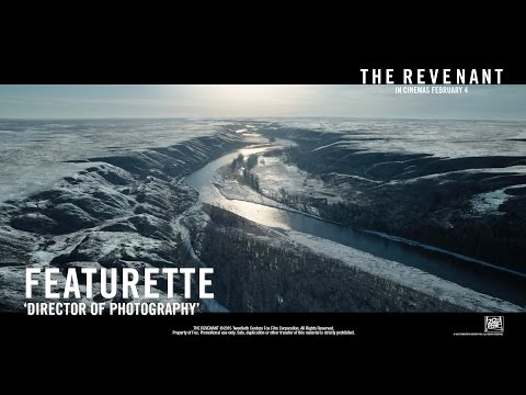 The Revenant ['Director of Photography' Featurette in HD (1080p)]