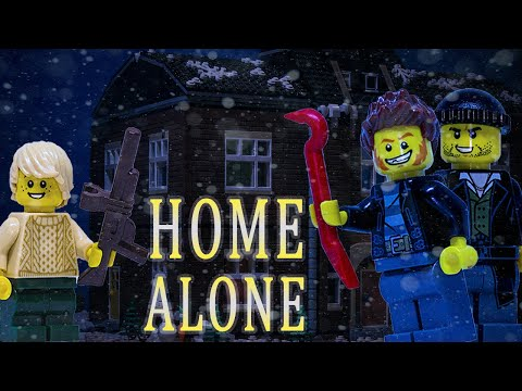 LEGO HOME ALONE Stop Motion