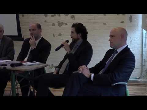 Financing Energy Efficient Buildings Panel Discussion