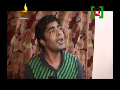 Telly Tadka - Amit Sinha - The man behind the Actor