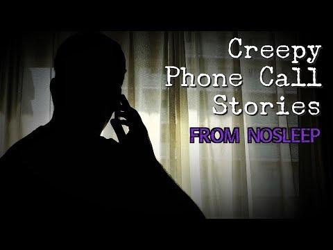 3 Creepy Phone Call Stories From NoSleep