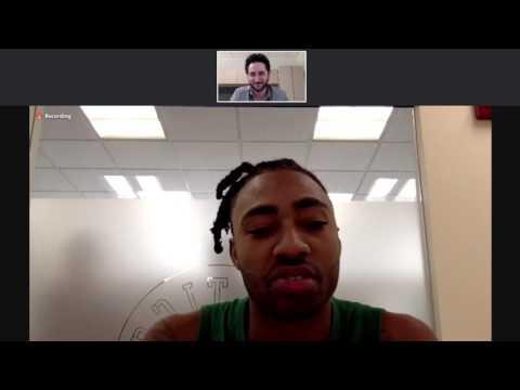 James Young on Flint Work, Celtics Career (NBPA)