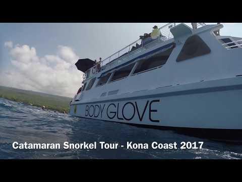 Body Glove Snorkel Cruise Big Island Hawaii