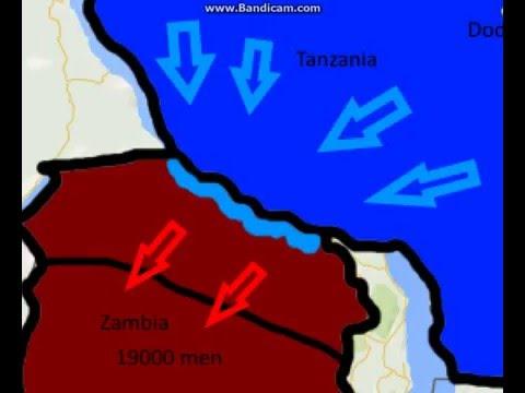 Tanzania VS. Zambia
