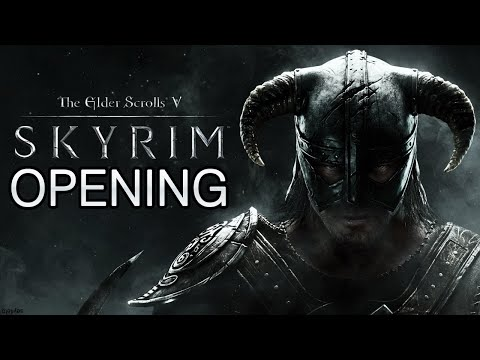 The Elder Scrolls V: Skyrim - Legendary Edition / OPENING |
