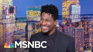 Colbert's Band Leader Jon Batiste Explains 'Make Jazz Great Again'   MSNBC