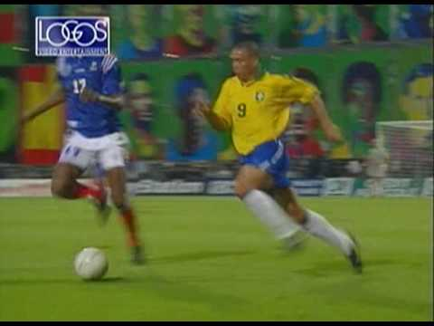 Ronaldo's Performance - Tournoi de France (1997)