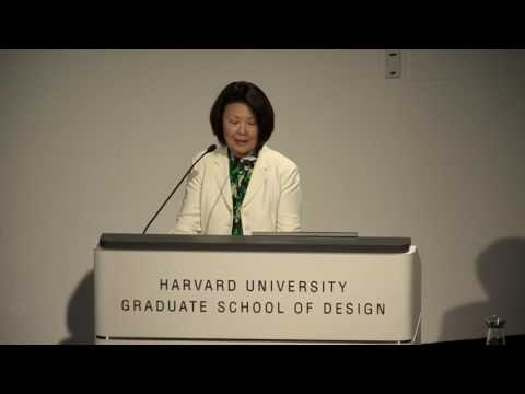 Harvard GSD 2016 Class Day Lecture
