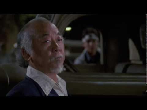 The Karate Kid - Car Window Breaking Scene