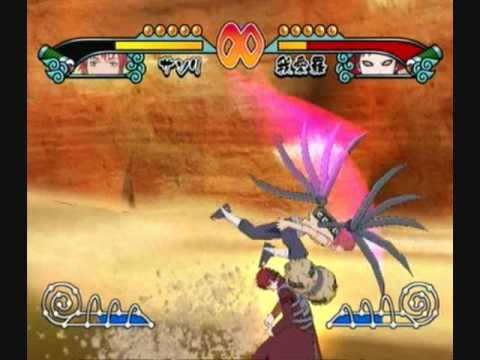 Naruto Shippuden GNT EX3 Sasori vs Gaara - YouTube