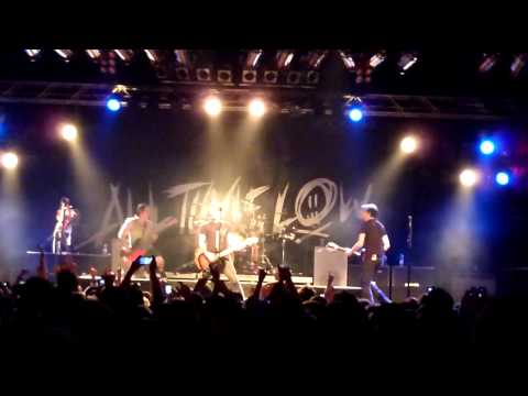 All Time Low, Lost In The Stereo HD, Live Music Hall Köln 06.03.2014