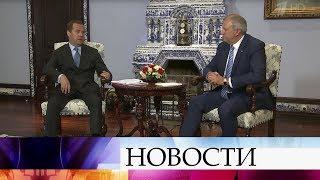 Дмитрий Медведев обсудил с премьер-министром Белоруссии важные вопросы двусторонней повестки.