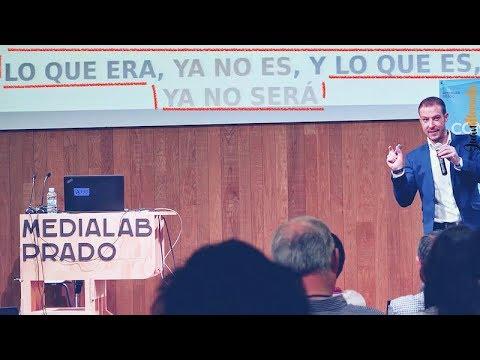 MARKETING, Transformación DIGITAL e INNOVACIÓN en POLÍTICA   Conferencia (Madrid)