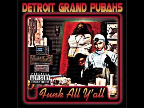 Detroit Grand Pubahs- Rain