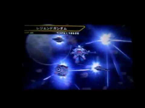 SD Gundam G Generation 3D 未来のために Mission Area G route